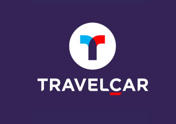 Le nouveau logo de TravelCar - DR : TravelCar