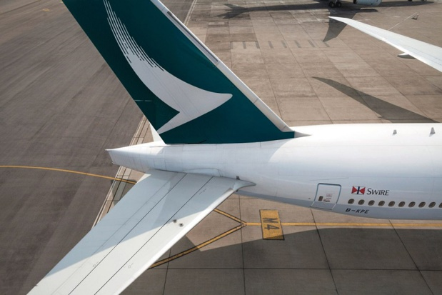 Cathay Pacific volera 4 fois par semaine entre Barcelone et Hong Kong du 2 juillet au 27 octobre 2017 - Photo : Cathay Pacific