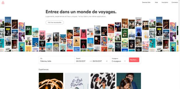 Avec Pi, les gestionnaires de voyages peuvent gérer plus facilement les frais de déplacement avec Airbnb - capture d'écran