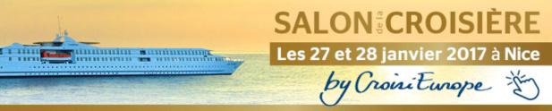 Nice : CroisiEurope prépare son 15e salon de la croisière