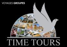 La brochure Time Tours - DR Time Tours