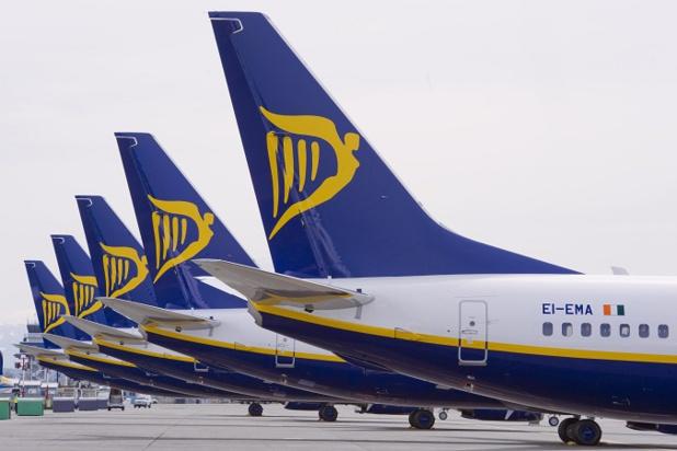 Ryanair n'aurait pas cessé ses agissements à Marseille Provence après 2010 - Photo : Ryanair