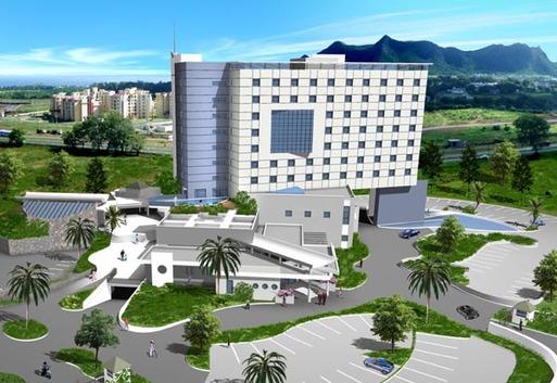 Un Four Points, hôtel dédié à la clientèle d'affaires, ouvre à Maurice en avril 2009