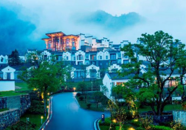Banyan Tree place ses pions en Chine - DR Banyan Tree