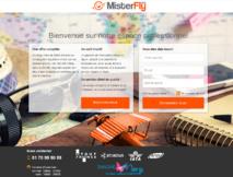 MisterFly propose ses moteurs de vols et d'hôtels en BtoB et en BtoC - Capture d'écran MisterFly Pro