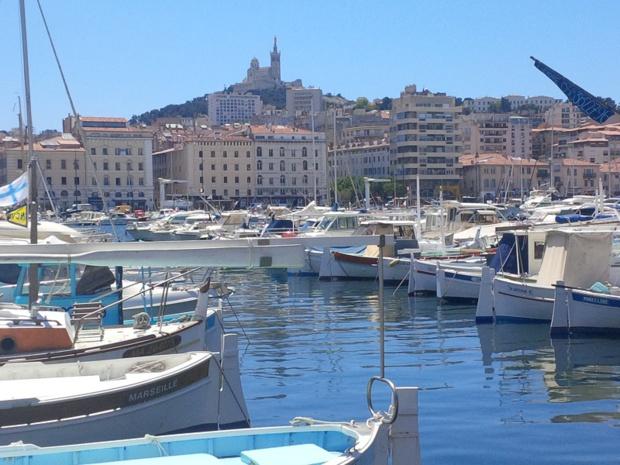 Vieux Port, Marseille/ @Aurelie Resch