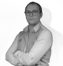 Thomas Mathieu, co-fondateur de Guest Suite