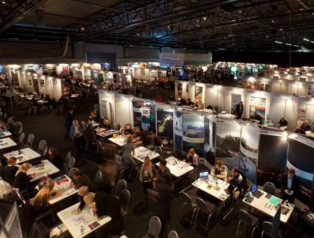 MidAtlantic a réuni plus de 800 participants à Reykjavik. Les professionnels français et belges étaient une bonne vingtaine à faire le déplacement - DR : Page Facebook Icelandair Mid-Atlantic