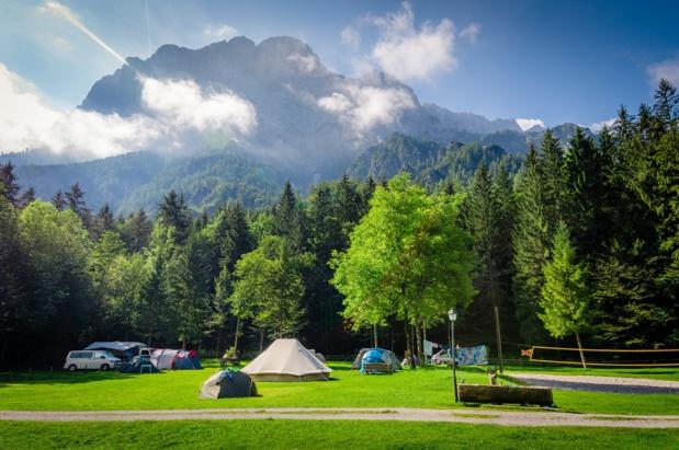Pour les exploitants de campings en France, la saison 2016 a été plutôt bonne malgré un contexte difficile - Photo : Enrico-Fotolia.com