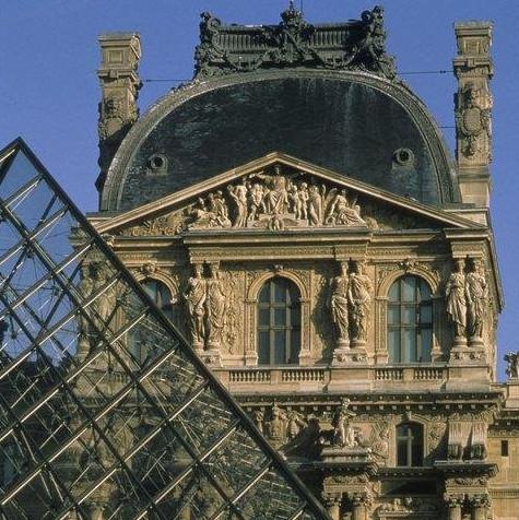 Le Musée du Louvre est fermé jusqu'à nouvel ordre - Photo : Twitter