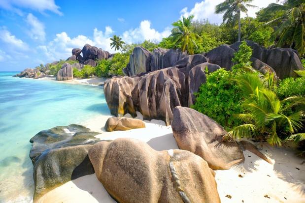 Anse Source d'Argent beach, La Digue Island, Seychelles © Oleksandr Dibrova