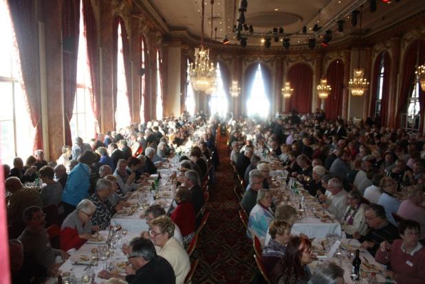 """Plus d'un millier de responsables et de décideurs """"groupes"""" invités au """"Salon des Voyageurs"""" de Périer Voyages. Photo P.V."""