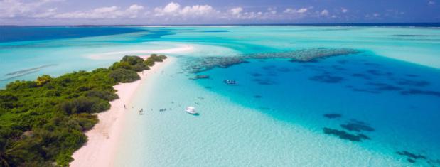 Les Maldives seront desservis deux fois par semaine par Air France dès le 1er novembre 2017 - Photo AF DR