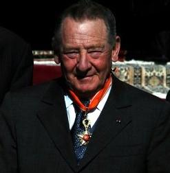 Maroc : Gérard Pélisson, décoré du Ouissam Alaouite de l'Ordre du Commandeur
