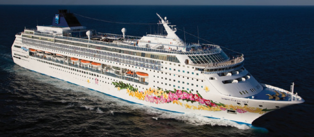 Norwegian Cruise Line viendra 30 fois à Cuba avec le Norwegian Sky jusqu'à fin 2017 - Photo : Norwegian Cruise Line