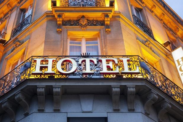 Les hôteliers de Paris et d'Île-de-France reprennent du poil de la bête début 2017 - Photo : Brian Jackson-Fotolia.com