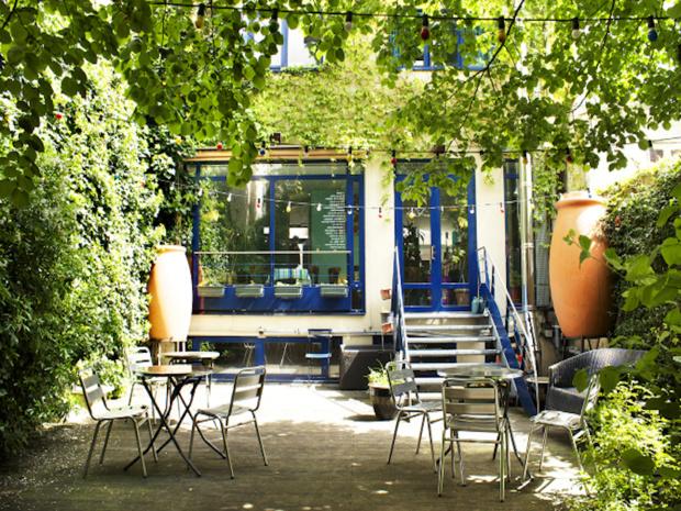 Le Solar Hôtel de Paris, ouvert en 2009, initiateur du projet. © DR : Solar Hôtel