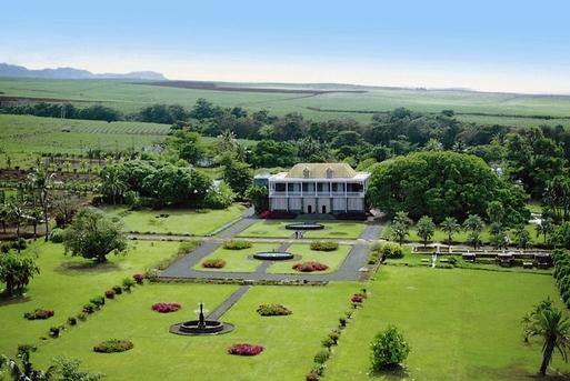 Le Domaine de Bel Ombre qui jouxte l'hôtel Heritage Golf and Spa. C'est là que seront implantées les villas Val dans la réserve Valriche