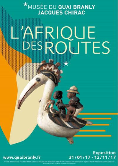Masque Cimier @ Musée du Quai Branly Jacques Chirac/ Photo: Patrick Gries