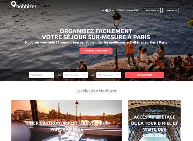 Hobbizer disrupte les agences de voyages en ligne en proposant un trip planner permettant de réserver des activités - DR
