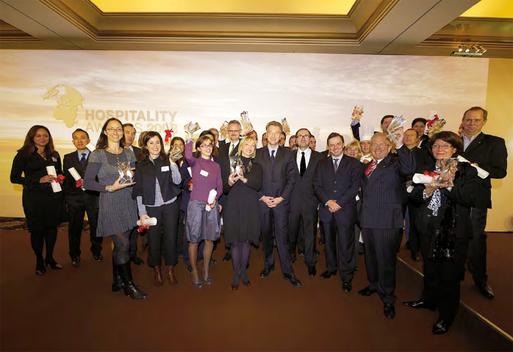 Hospitality Awards : Global Hyatt remporte le grand Prix du Jury