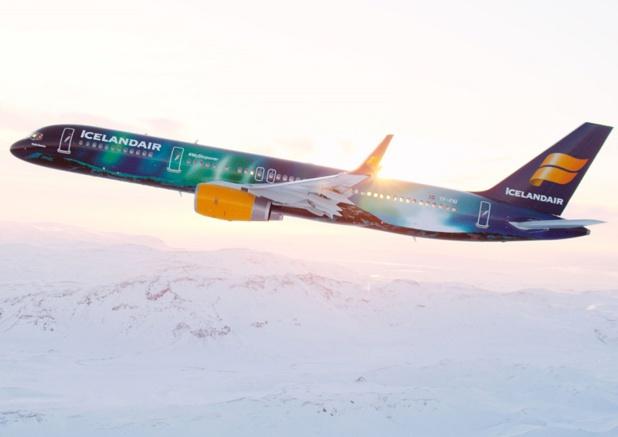 Icelandair a une politique de compagnie traditionnelle en ce qui concerne les bagages. En classe Eco, le transport de la première valise enregistrée est gratuit si son poids ne dépasse pas 23 kg - DR : Icelandair