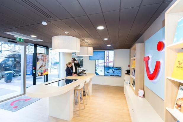 Le chiffre d'affaires du premier trimestre est en hausse de 8,5% à 3,49 milliards d'euros - Photo : TUI France