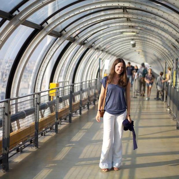 Laury-Anne Cholez quitte la rédaction de TourMaG.com - Photo DR