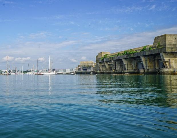 La Base Pégasus située à Lorient - Photo Base Pégasus