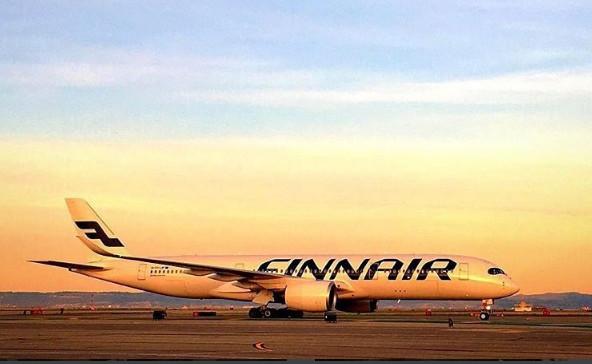 Le chiffre d'affaires de Finnair est en hausse en 2016 - Photo : Instagram