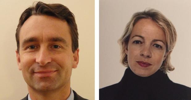 Cédric Renard et Marie Roullet - Photos DR