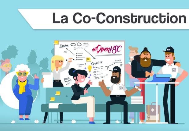 """C'est """"une innovation unique dans le e-tourisme français"""" expose Voyages-sncf.com (c) OpenVSC"""
