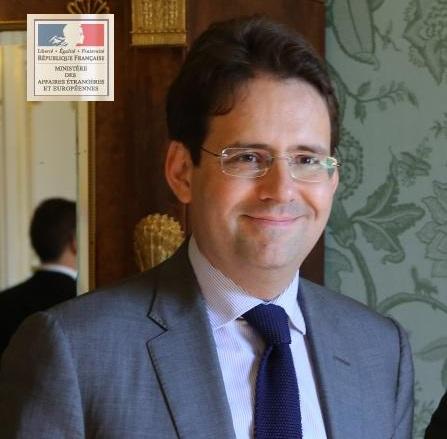 Matthias Fekl est en déplacement à New York pour promouvoir la France auprès des professionnels du tourisme américains © Ministère des Affaires étrangères et du Développement international/Frédéric de La Mure