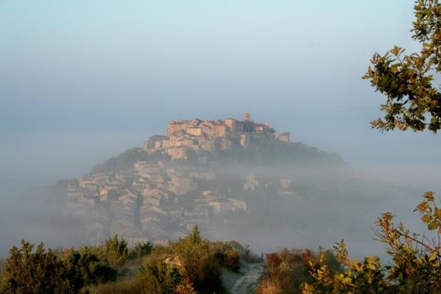 Cordes-sur-Ciel est la plus visitée des bastides fortifiées tarnaises - DR : C. Rivière, CDT du Tarn