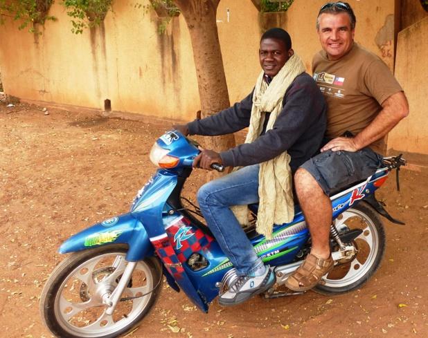 Steward, G.O., cheminot, agent de voyages, voyagiste: Philippe Mélul est un professionnel du tourisme aux diverses facettes - DR : P. Mélul