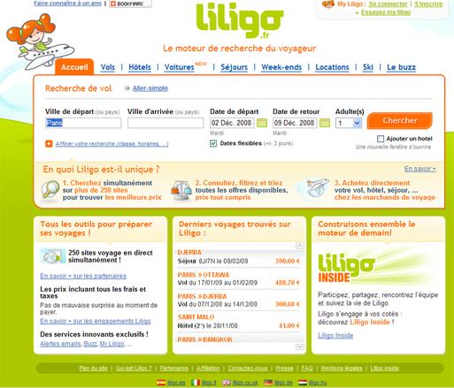 Liligo lève 3 millions d'euros