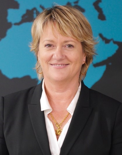 Sophie Hulgard nommée Vice‐présidente Global Program Management pour la zone EMEA - Photo DR