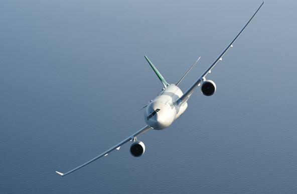 Un Airbus A330 d'Alitalia - Photo : Alitalia