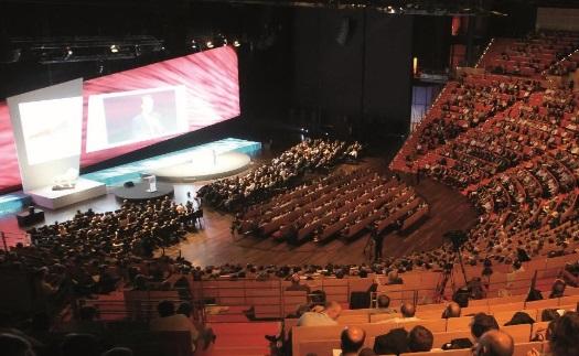 Centre des Congrès de Lyon - DR