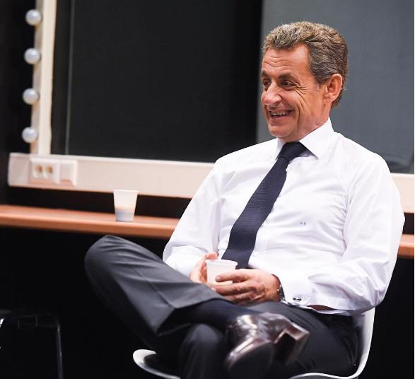 Nicolas Sarkozy entre au CA d'AccorHotels - Photo : Instagram
