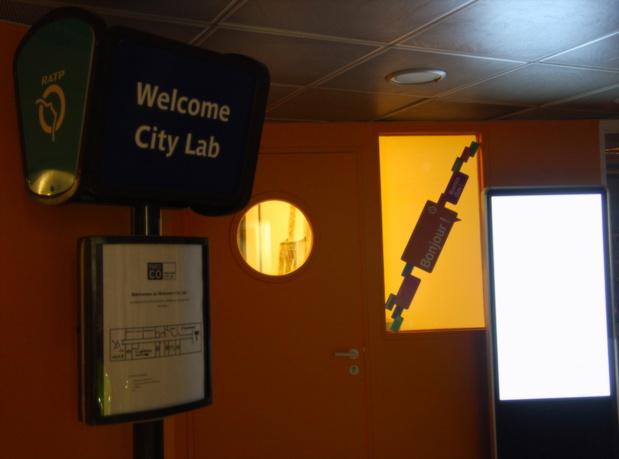 Le Welcome City Lab a 3 objectifs : favoriser l'export des services des start-up incubées, sourcer des start-up étrangères et gagner en notoriété à l'international (c) J.G.