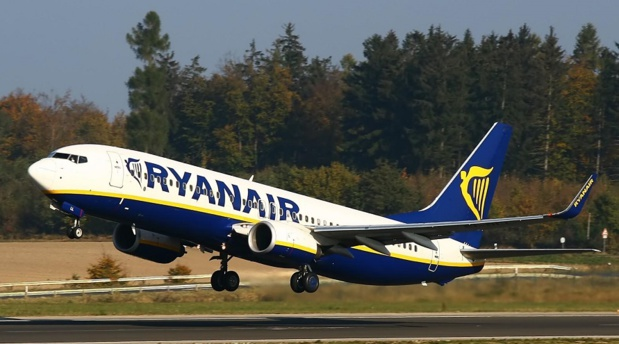 Ryanair va modifier l'horaire de certains de ses vols matinaux pour réduire les nuisances sonores - Photo : Ryanair