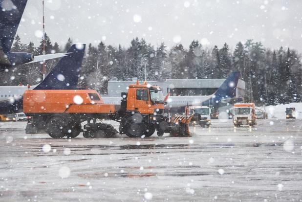 Le passage de la tempête Doris au Royaume-Uni perturbe fortement le trafic aérien - Photo : scharfsinn86-Fotolia.com