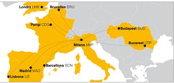 Italie : ''Lufthansa Italia'' décollera en février 2009