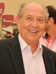 JF Alexandre le directeur du salon - DR