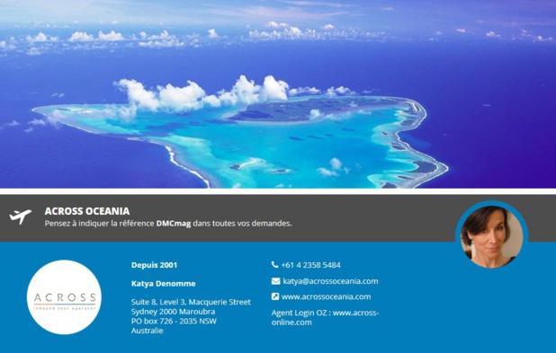 Across Oceania, Réceptif Vanuatu et îles Salomon
