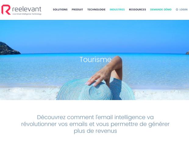 Reelevant permet donc d'adapter et mettre à jour le contenu des emails en temps réel au moment de l'ouverture en fonction de différents scénario (c) www.reelevant.com