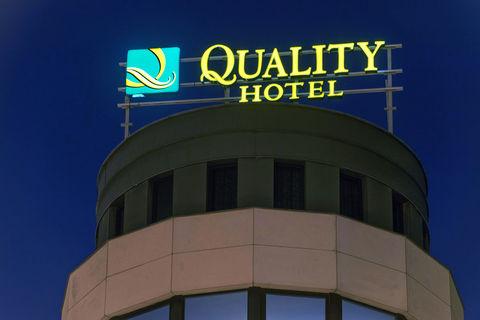 Le Quality Hotel d'Anvers est le premier pour le groupe en Belgique - Photo : Choice Hotels Europe