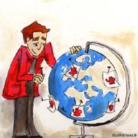 Baisse des intentions de départ à l'étranger cet hiver