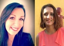 Delphine Sanchez et Christella Giorgis - DR : RCI
